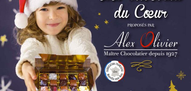 Chocolat fin d'année 2016
